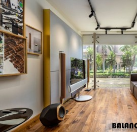 Archimedia/ Bang & Olufsen Showroom Renovation – Maadi