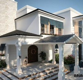 Private Villa – Zayed 2000 Compound