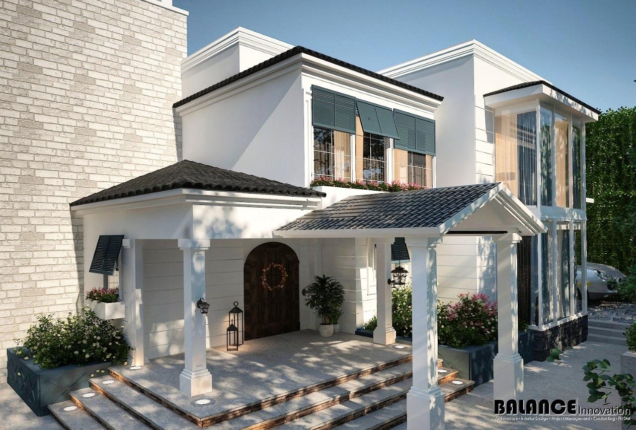 Private Villa – Zayed 2000 Compound