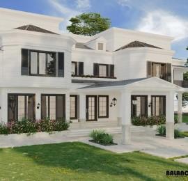 Private Villa – Cairo-Alex Desert Road