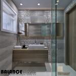 First Floor Guest Room Bathroom 3