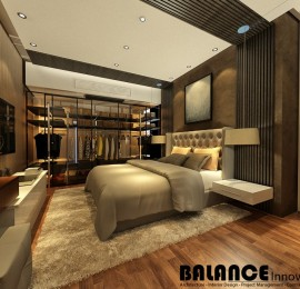 Private Apartment – Zayed Dunes