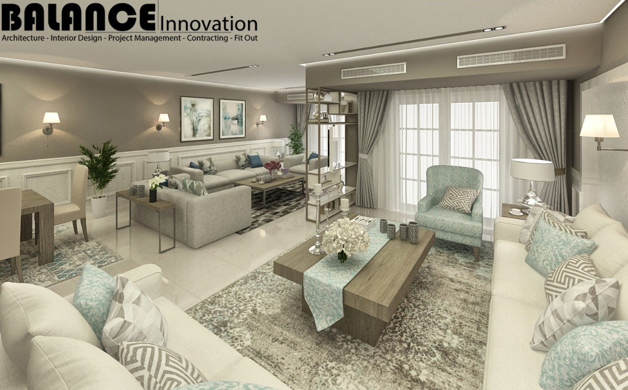 Private Townhouse – Leena Springs – New Cairo