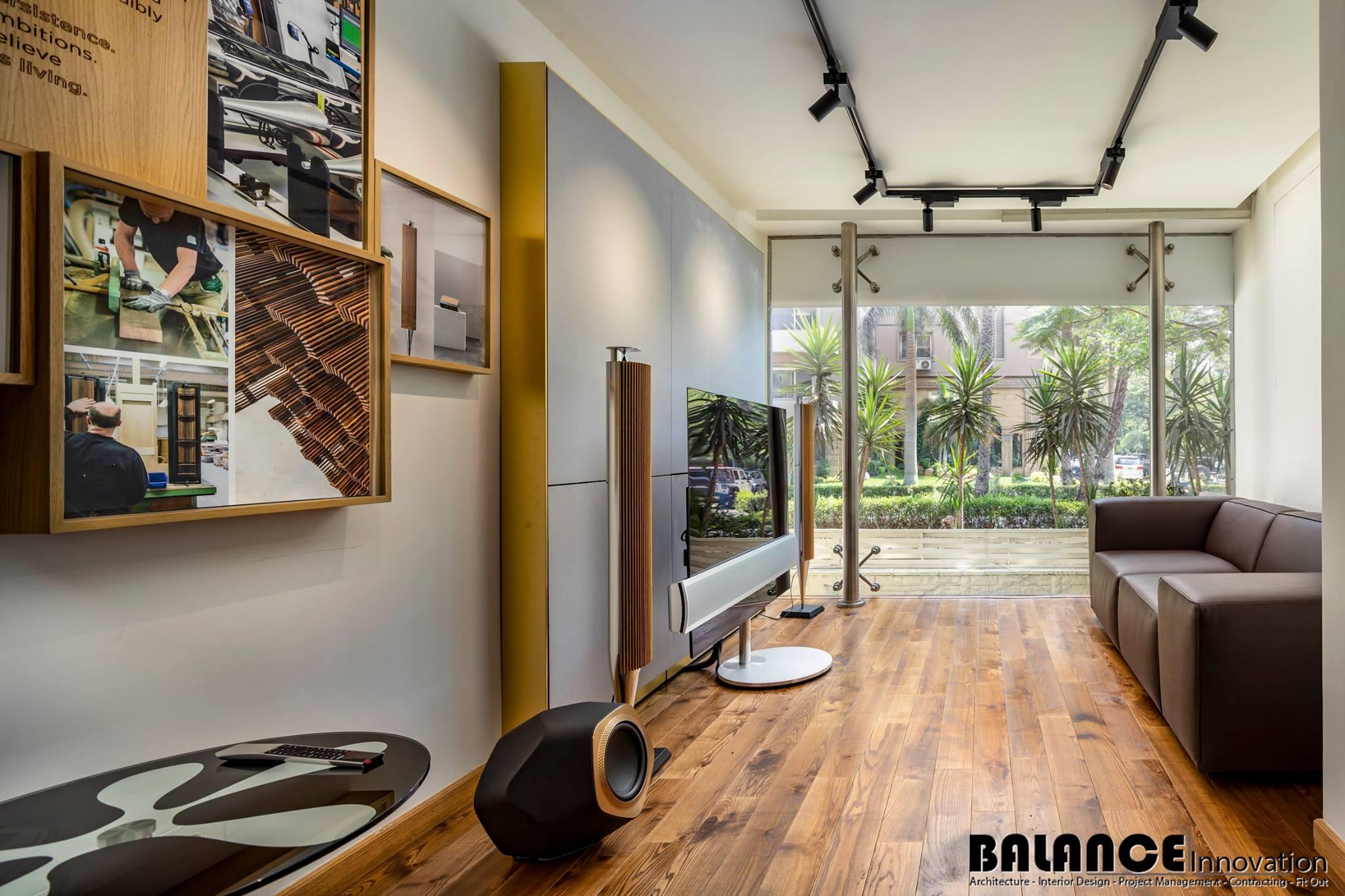 Archimedia/ Bang & Olufsen Showroom Renovation – Maadi