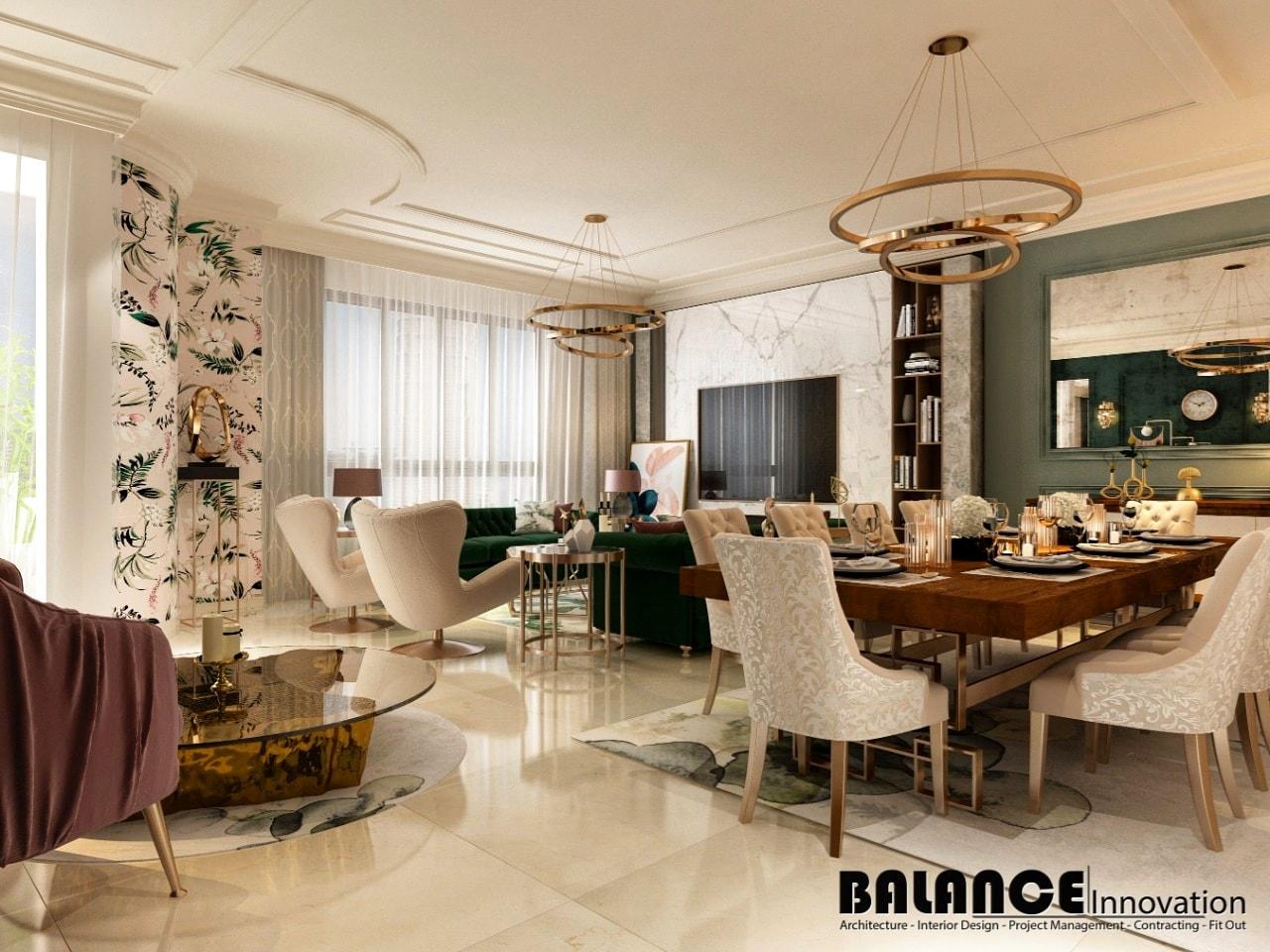 Private Apartment – Maadi