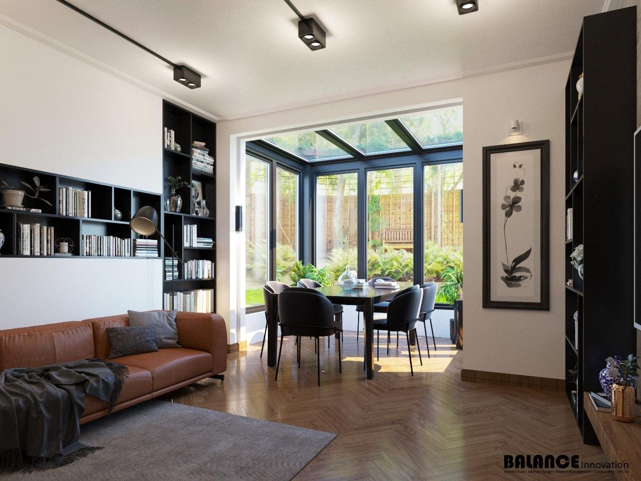 Private Villa – Palm Hills Katameya
